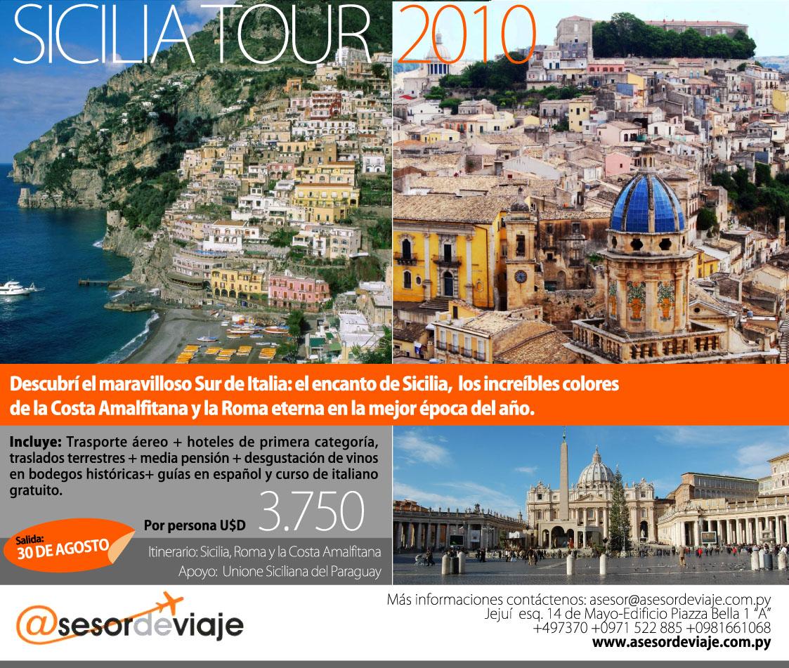Sicilia Tour 2010