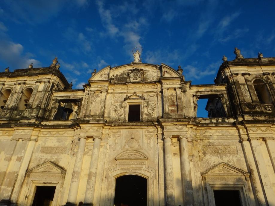 León- Nicaragua Patrimonio Cultural de la Unesco