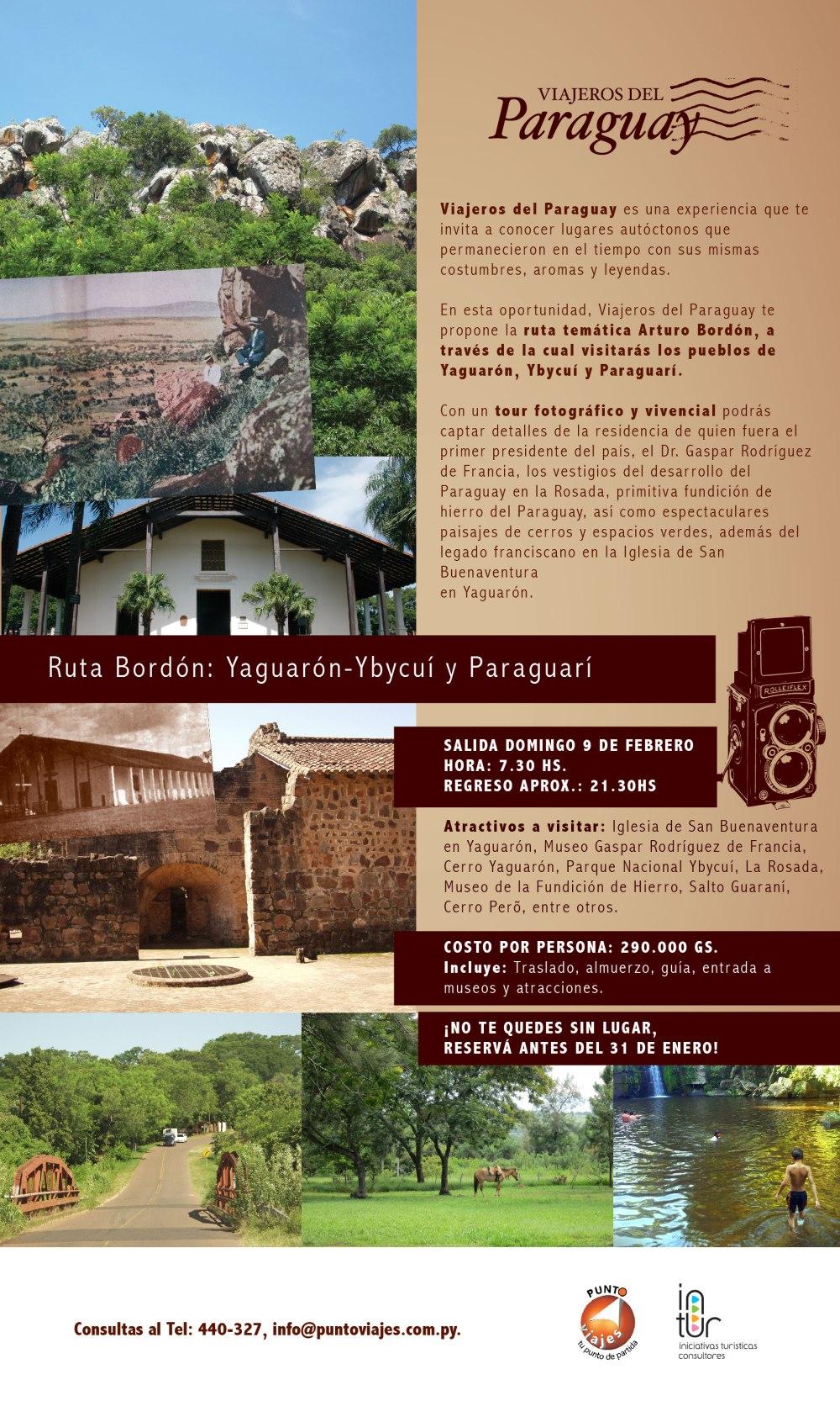Viajeros del Paraguay
